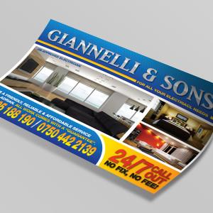 Print Shop: 130gsm Leaflets