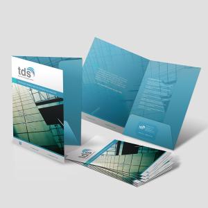 Print Shop: A4 Folders