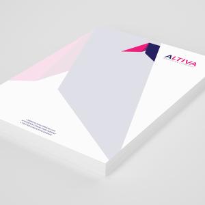 Print Shop: Letterheads